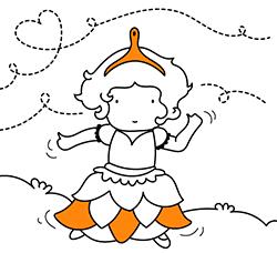 Top Five Pintando Princesas Online Circus