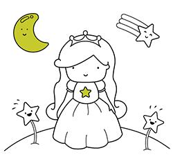 juejos de pintar princesas